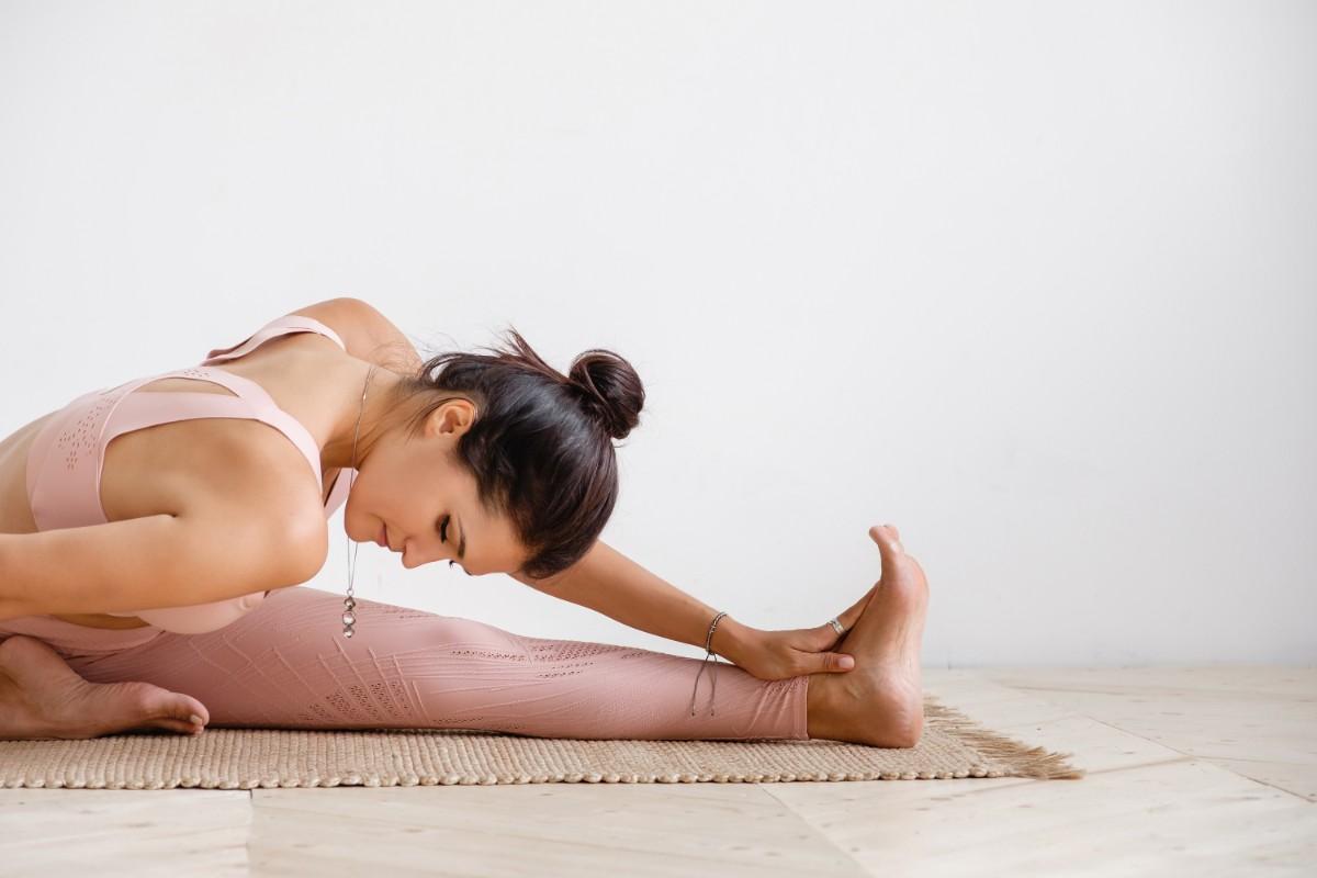 entrenamiento de cuerpo entero: estiramiento