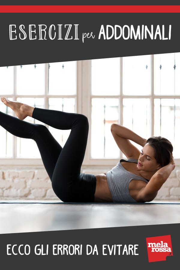 ejercicios abdominales: errores que no debe cometer