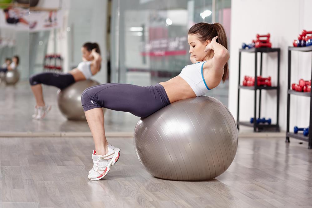 ejercicios de pilates vientre plano