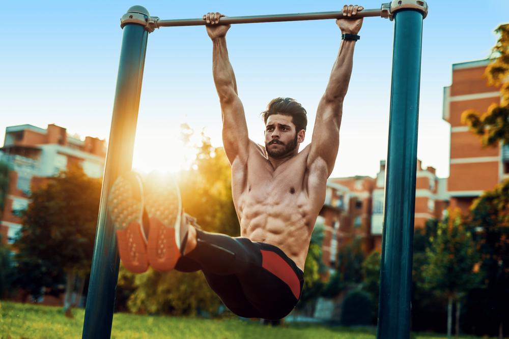 ejercicios abdominales para hombres para cada banda muscular