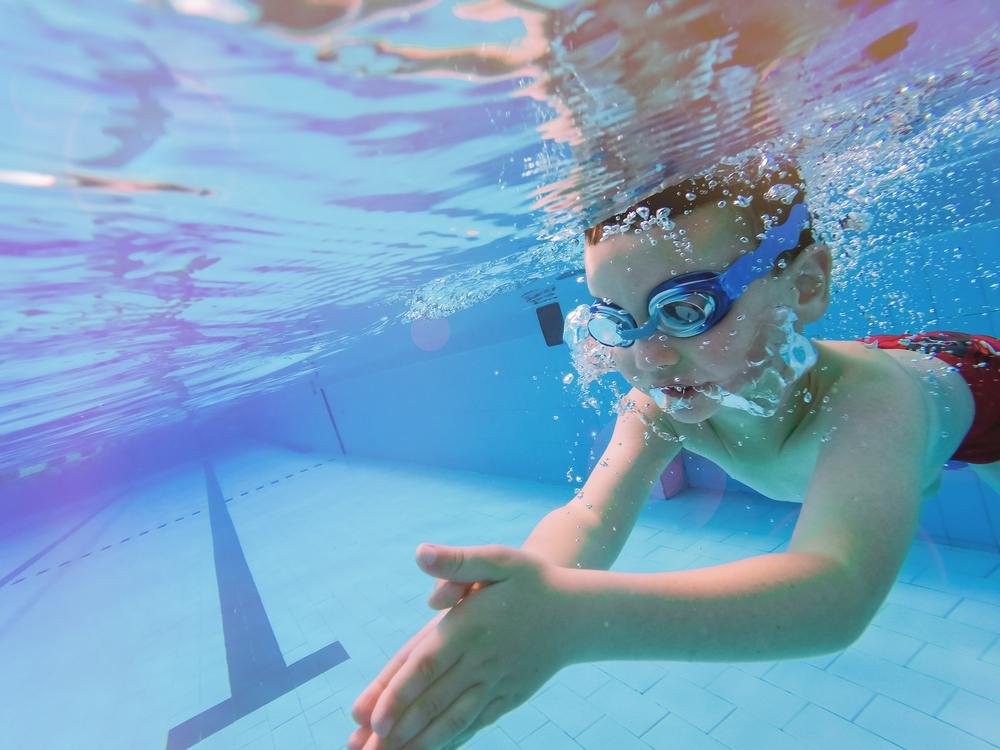 infecciones en la piscina, las reglas a seguir