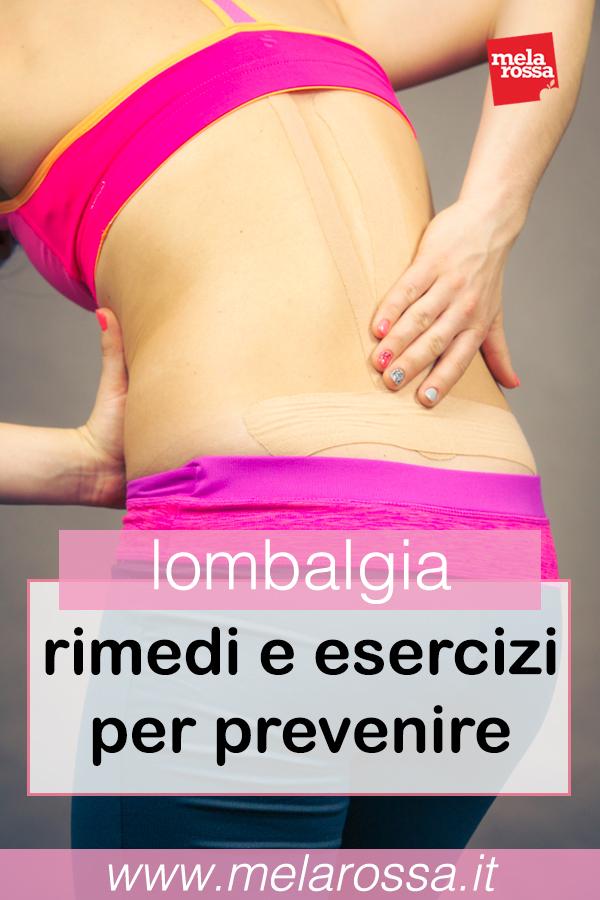 dolor lumbar: remedios y ejercicios