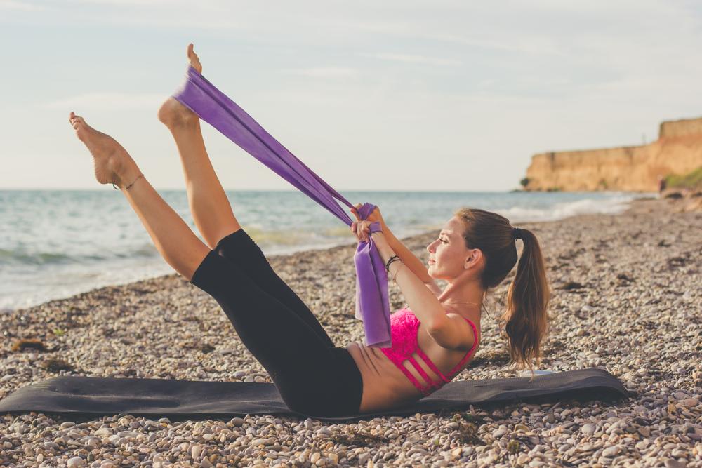 pilates para estirar