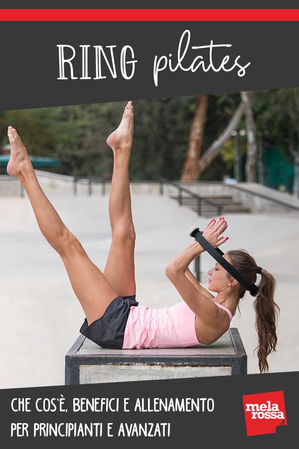 ring pilates: entrenamiento para principiantes y avanzados