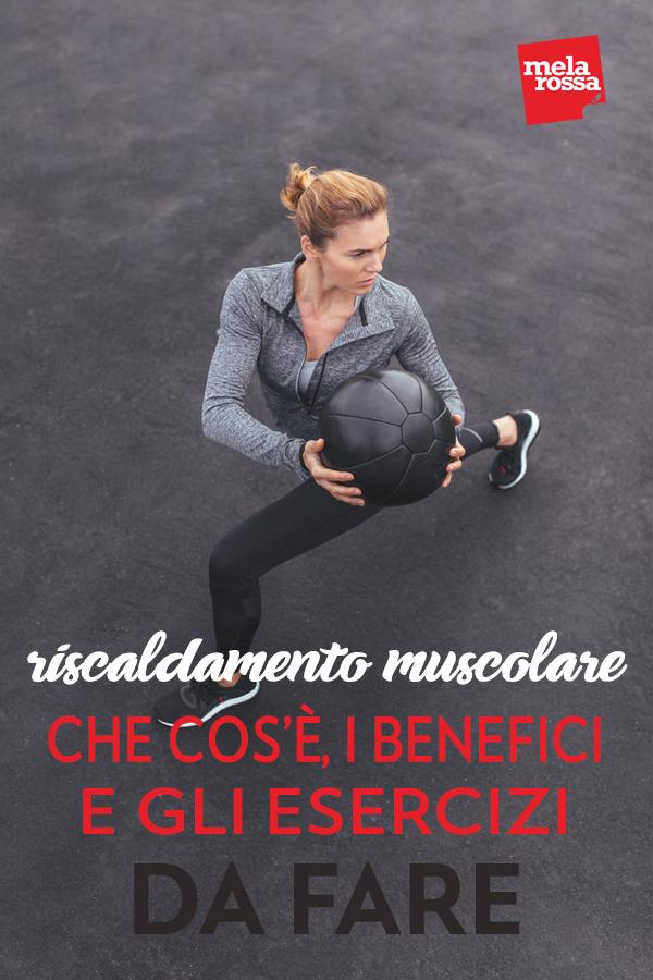 El calentamiento muscular antes de cualquier actividad física es fundamental, no solo para evitar lastimarse sino también para preparar el cuerpo y la mente para el esfuerzo - Melarossa #dietamelarossa