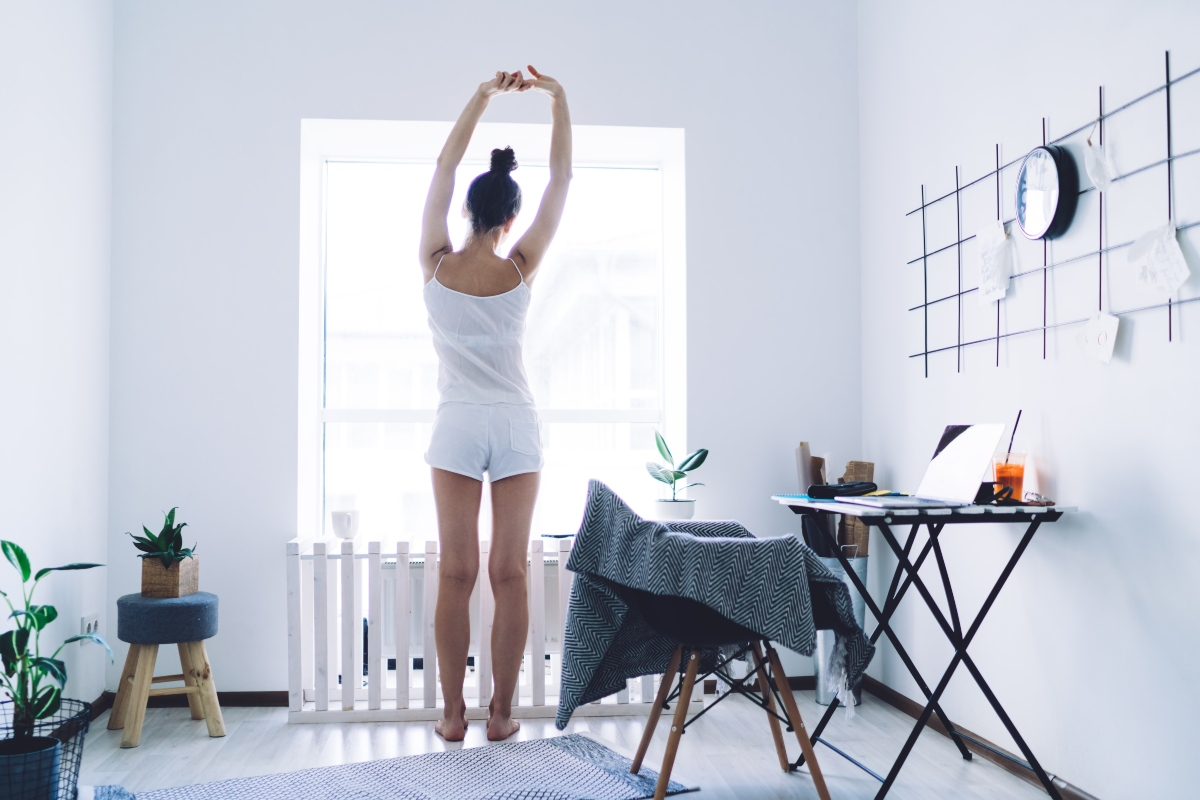 despertar muscular: cómo hacerlo