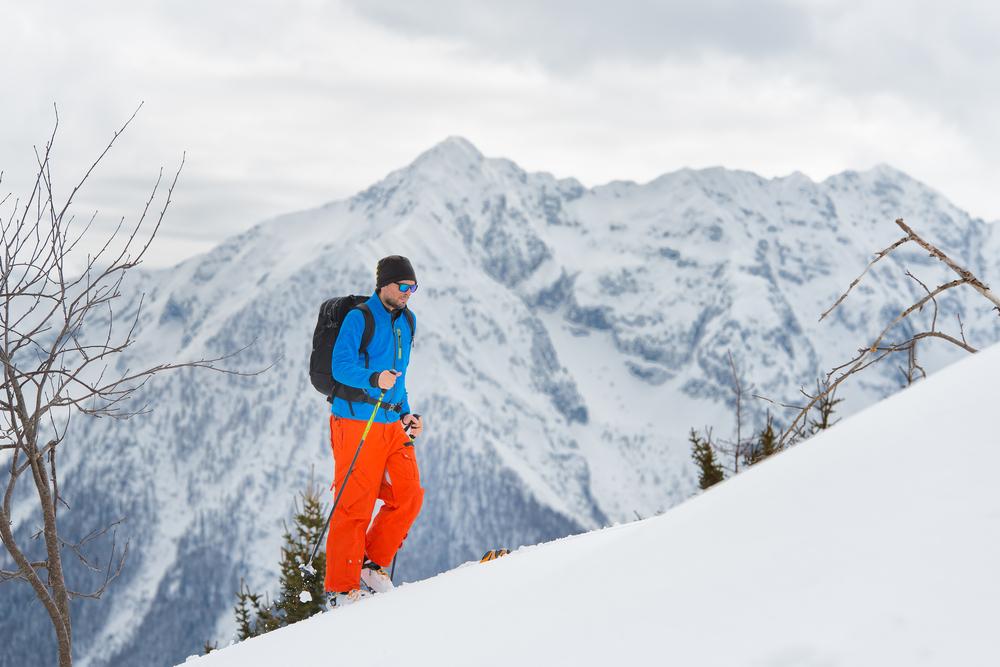 esquí de fondo: entrenamiento atlético