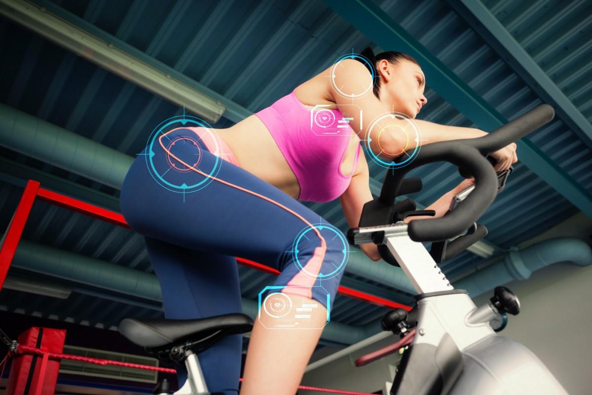 bicicleta de spinning: cómo se hace