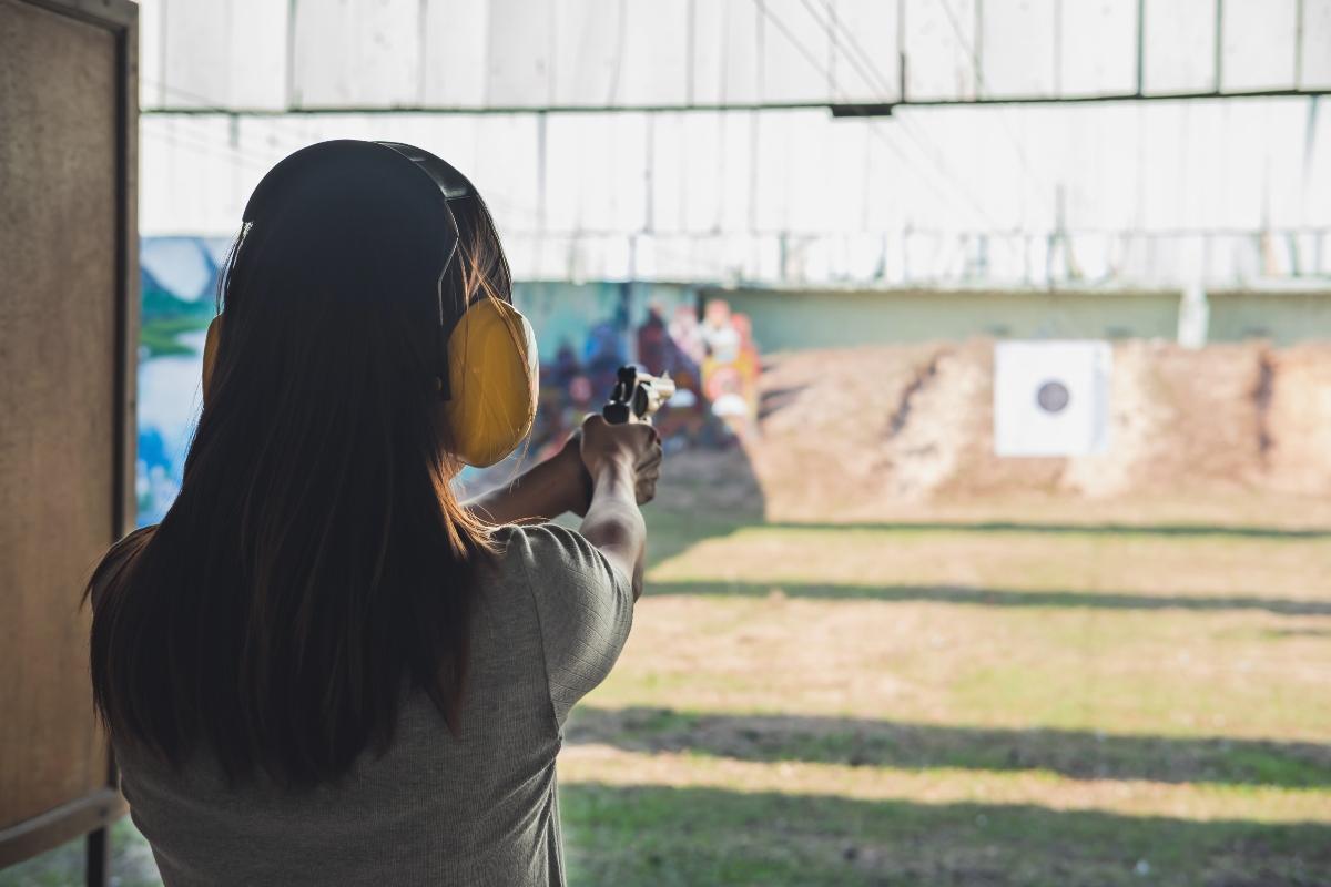 tiro al blanco: qué es, competiciones y entrenamientos, beneficios y contraindicaciones