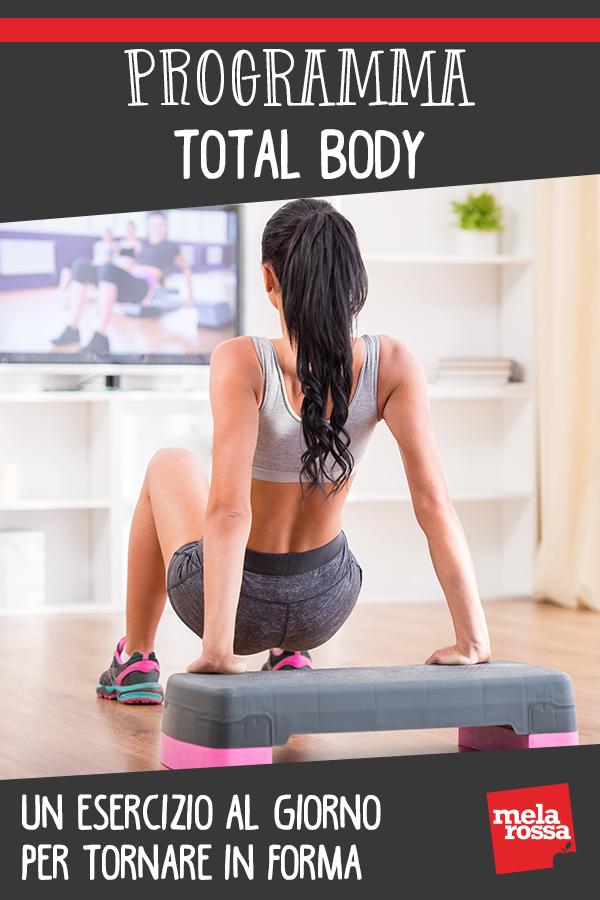 entrenamiento de cuerpo entero para volver a estar en forma