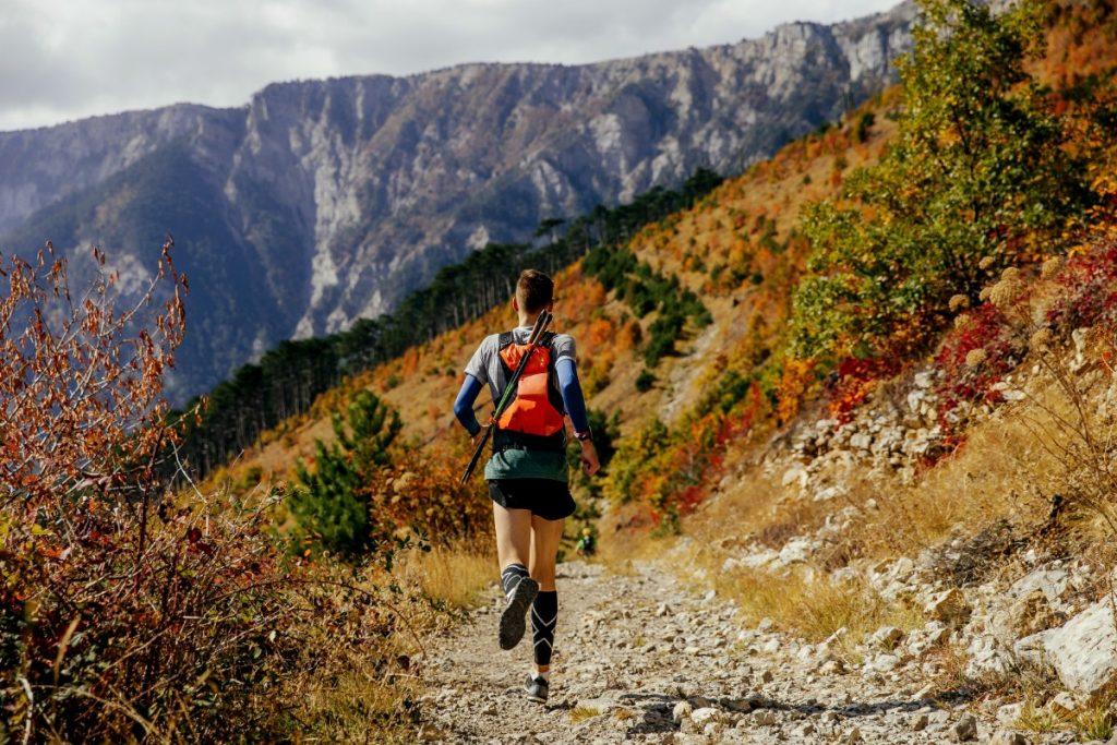 trail running: equipo para comprar